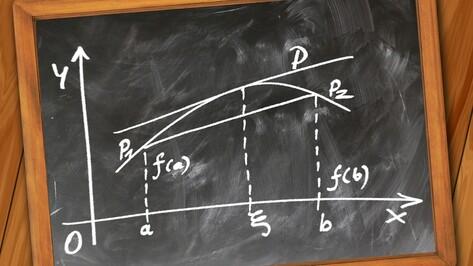 В Воронеже открылась зимняя математическая школа
