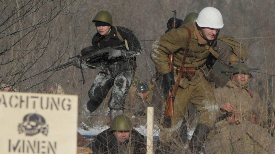 Накануне Дня Победы реконструкторы покажут воронежцам бои под Берлином