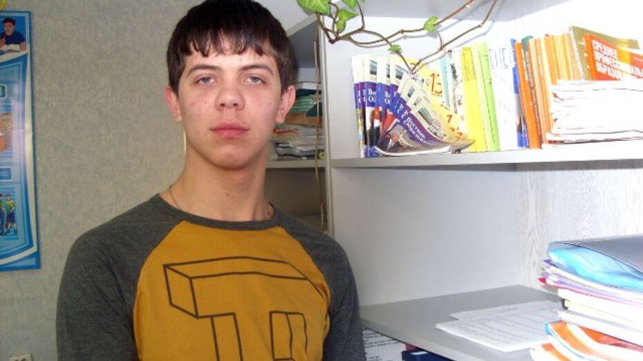 Аннинский студент вытащил из проруби трехлетнего ребенка