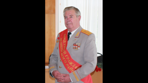 В Воронеже умер почетный гражданин Ленинского района Виталий Ермолаев