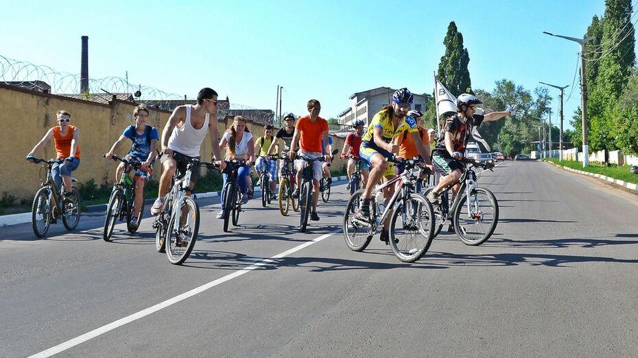 В Семилуках пройдет военно-патриотический велопробег