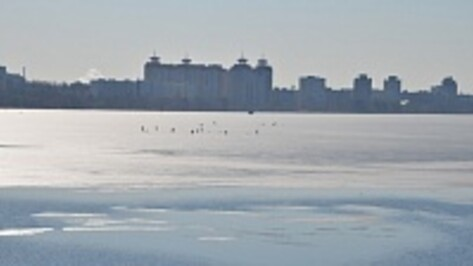 Воронежские спасатели составят карту опасных мест на водохранилище