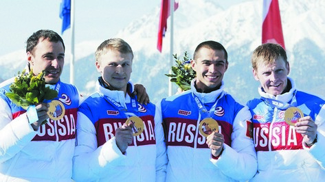 Бобслеисты, завоевавшие золото в Сочи, готовились к победе в Павловске