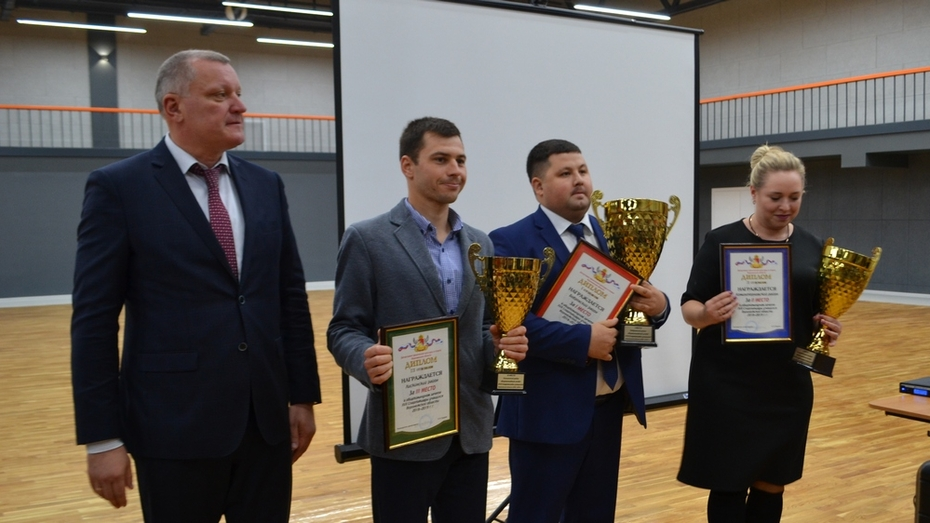 Бобровский район занял 1-е место на областной спартакиаде учащихся