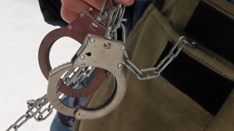 В Воронеже мужчина с пистолетом отобрал у водителя 5 млн рублей