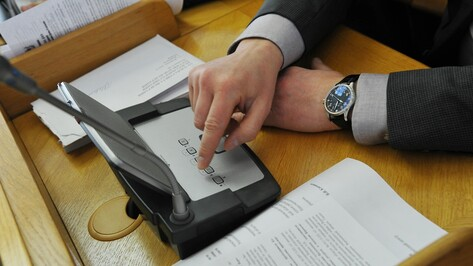 Воронежская облдума поддержала инвесторов-грибников