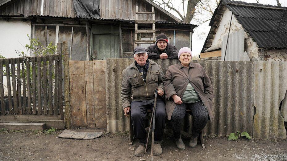 Заброшенные хутора: как пустеют воронежские деревни. Степное