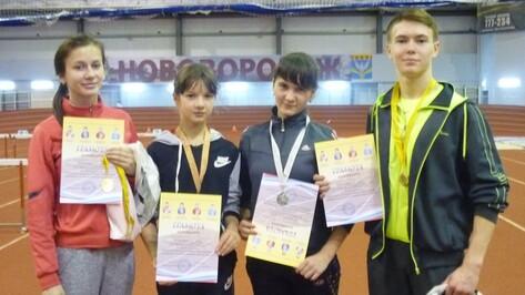 Поворинские легкоатлеты завоевали 6 медалей на межрегиональном турнире