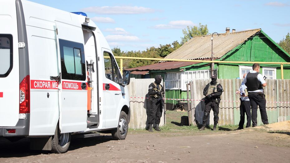 Жители рассказали подробности убийства семьи в Волчанском Воронежской области