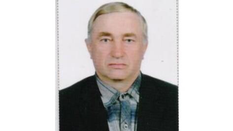 В Воронеже пропал 60-летний пенсионер