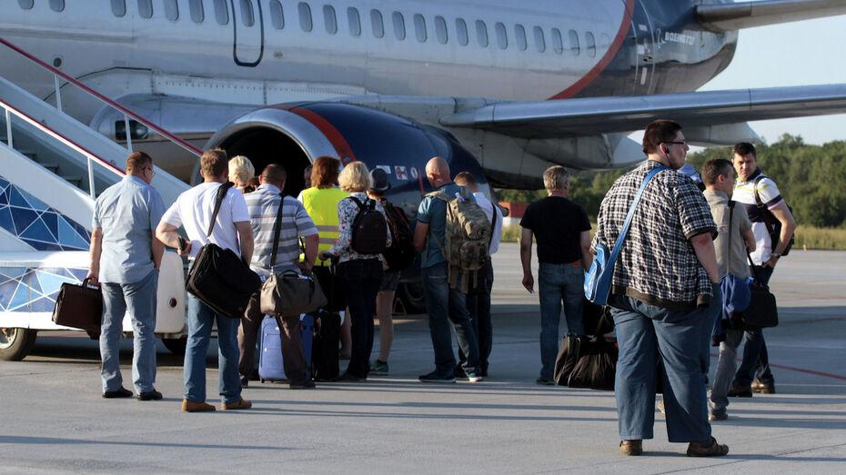 Прямые авиарейсы в Новый Уренгой запустят из Воронежа 4 октября