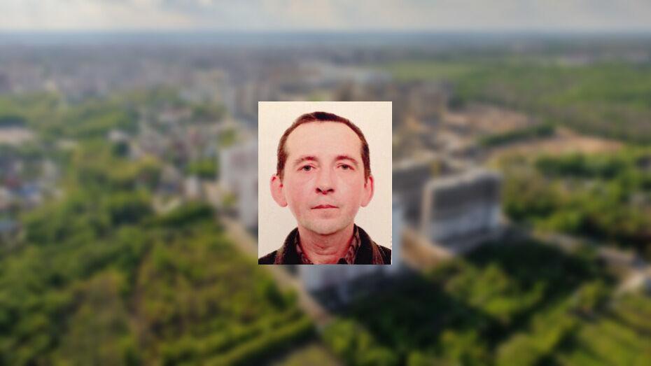 В Воронеже пропал 48-летний мужчина