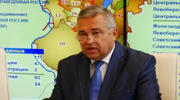 Владимир Селянин назвал цену воронежских выборов-2015