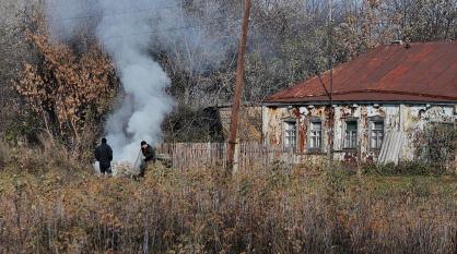 Спасатели разъяснили воронежцам, как безопасно жечь костры