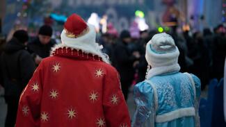 В Воронеже отменили парад Дедов Морозов и новогодний концерт на площади Ленина