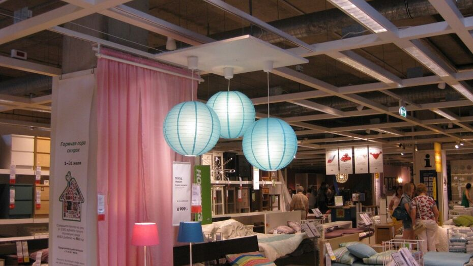 «ИКЕА» откроет магазин в Воронеже в конце 2017 года