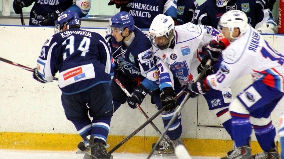 Хоккеисты «Россоши» и «СКА-Варяги» обменялись победами