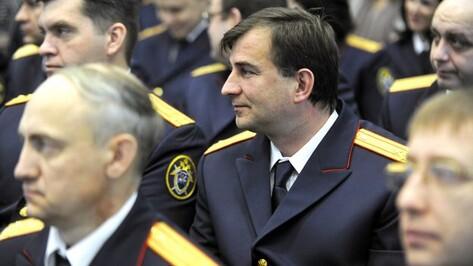 Воронежских следователей поздравили первые лица региона и руководители силовых структур
