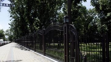 Легенды Воронежа: Бринкманский сад