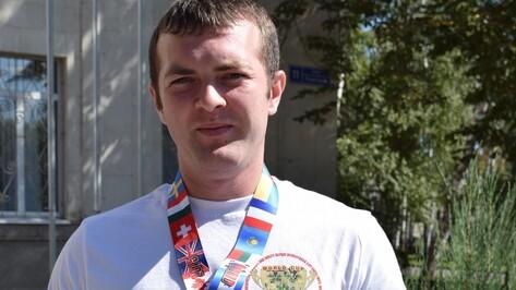 Андрей Миронов из Рамони стал победителем Кубка мира по пауэрлифтингу