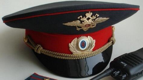 За месяц 5 воронежских сотрудников внутренних дел задержали за коррупцию