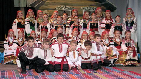 Воронежцы поедут на всероссийский детский фестиваль «Вместе мы – Россия»
