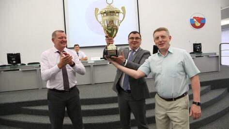 Команда ВГАСУ победила в межвузовской Универсиаде Воронежской области