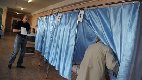 Семилукцы поддержали на выборах в облдуму Владимира Ключникова