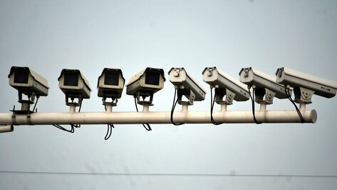 В Воронеже потратят почти 100 млн рублей на новые камеры фиксации нарушений ПДД