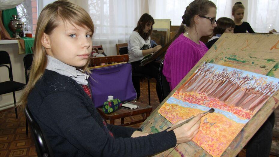 Бобровская школьница стала призером всероссийского конкурса юных художников