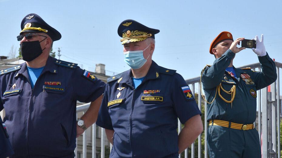 Военнослужащие тоже получат выплаты за борьбу с COVID-19