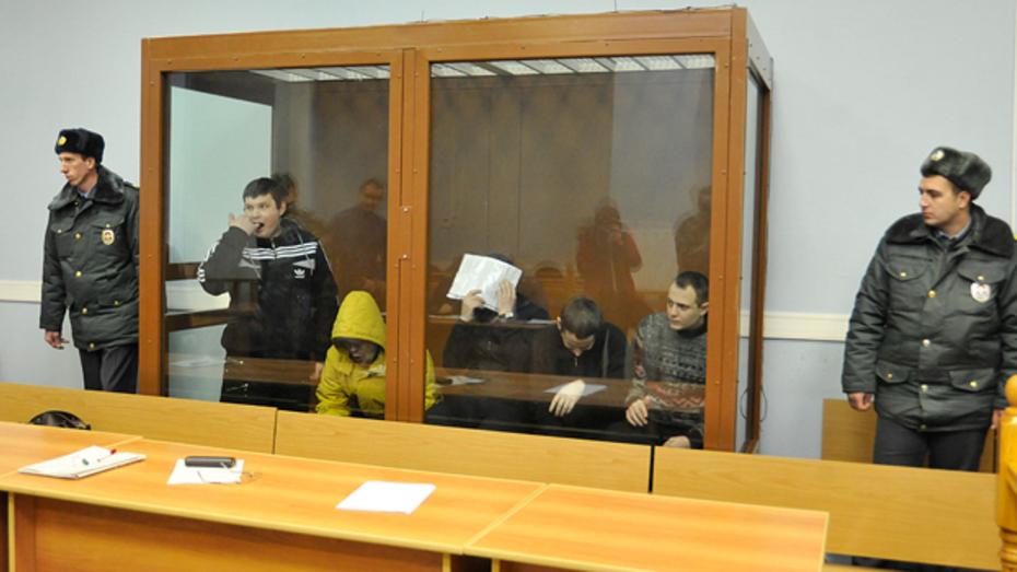 Воронежский облсуд вынес приговор участникам банды, совершившим серию убийств, разбоев и краж