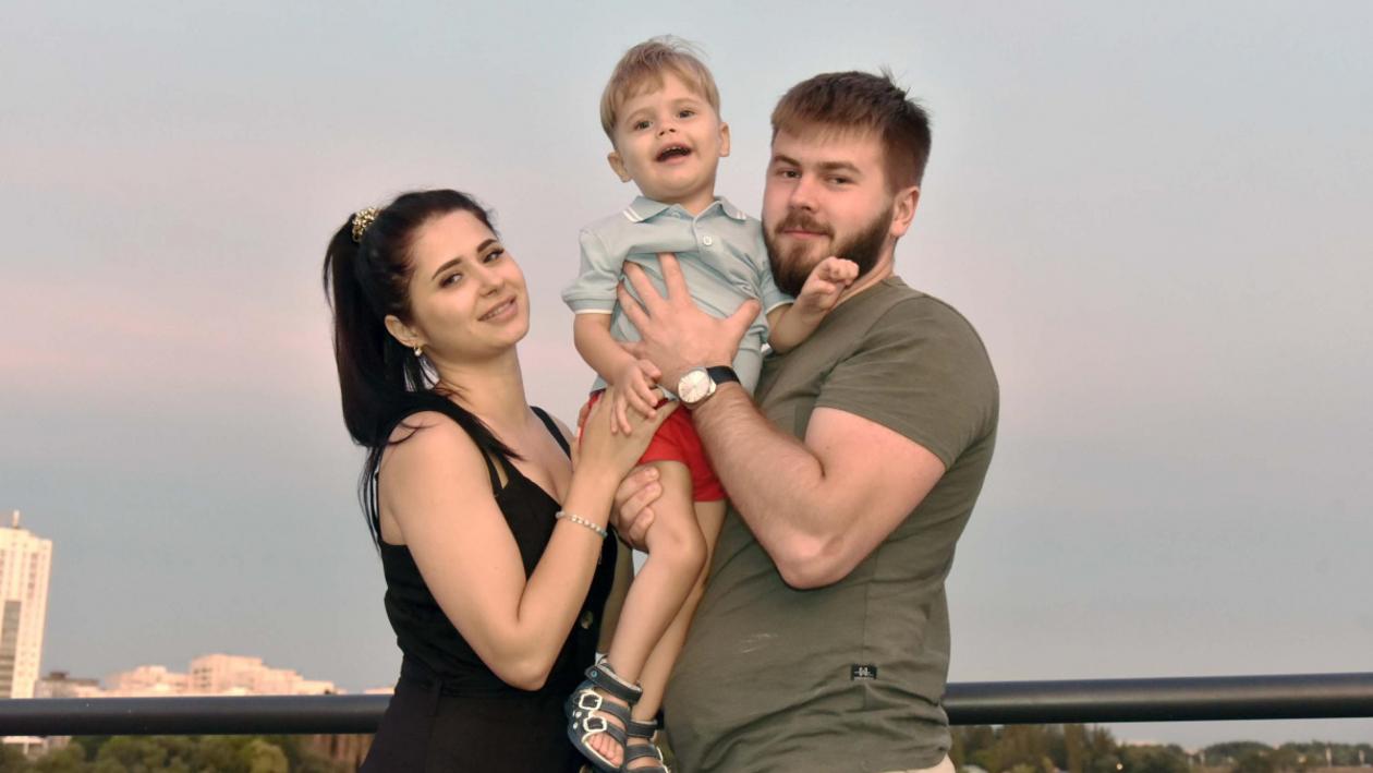 «Это суперсчастье». Как воронежская семья собрала 155 млн рублей для сына