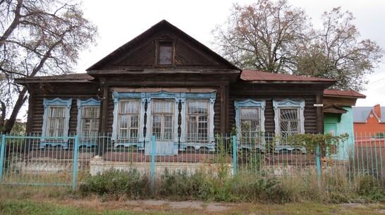 В Воронежской области снесли объект культурного наследия «Училище приходское»