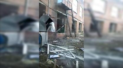 При взрыве на трикотажной фабрике в Воронежской области пострадали 2 человека