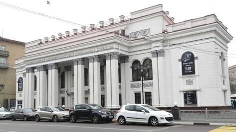Воронежский драмтеатр отменил представления из-за траура по погибшим в катастрофе Ту-154