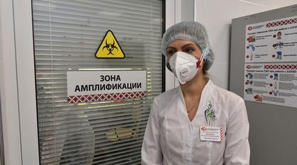 Число подтвердившихся за сутки случаев COVID-19 выросло в Воронежской области до 165
