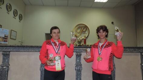 Воронежцы взяли 3 медали на всероссийской спартакиаде инвалидов