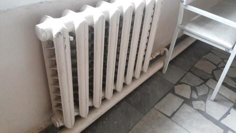 В Воронеже отопление пришло в большую часть многоэтажек
