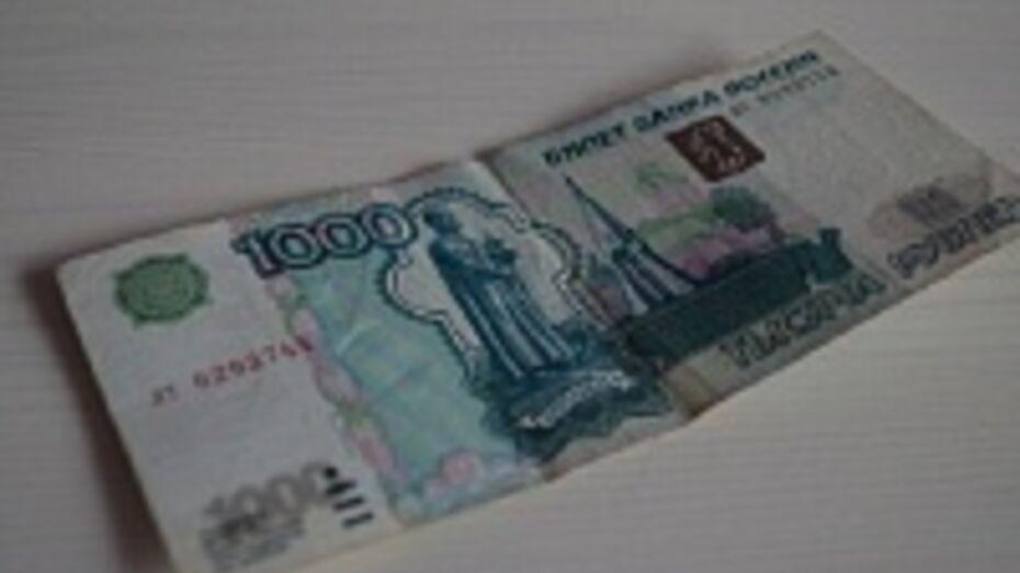 В Воронеже продавец планшетами и мобильниками сомнительного качества пытался дать взятку полицейскому