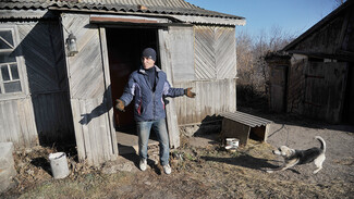 Заброшенные хутора: как пустеют воронежские деревни. Вакуловка