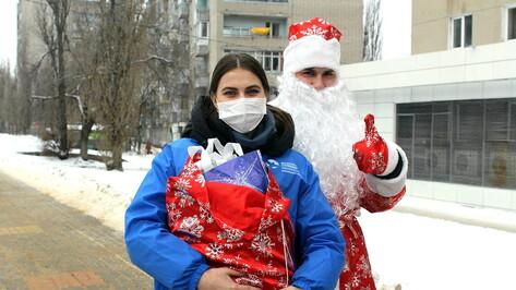 Подарки многодетным и малообеспеченным воронежским семьям доставят волонтеры