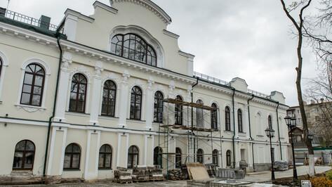 Поликлиника онкодиспансера в воронежском Доме Вигеля откроется в конце мая