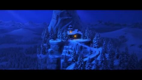 Воронежская студия Wizart представила русскоязычный тизер «Снежной королевы 3»