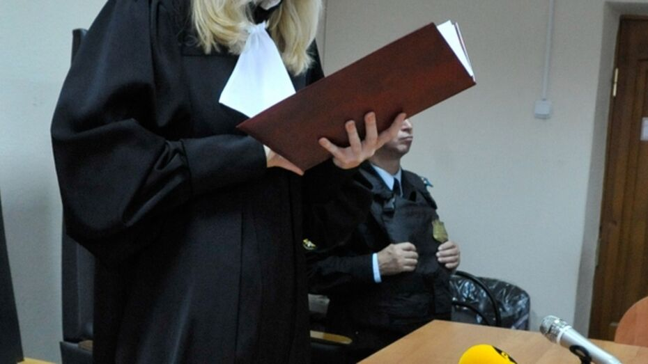 Гособвинитель облпрокуратуры, которой угрожал подсудимый, стала потерпевшей