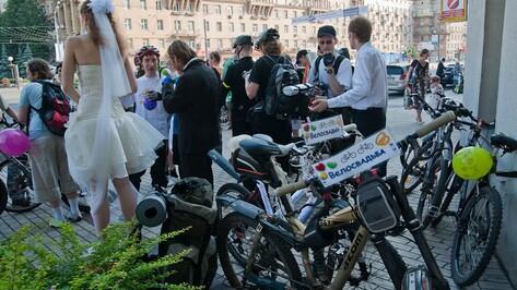 В августе впервые в Воронеже сыграют велосвадьбу