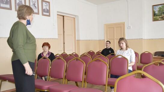 Новая мебель поступила в Подгоренскую детскую школу искусств