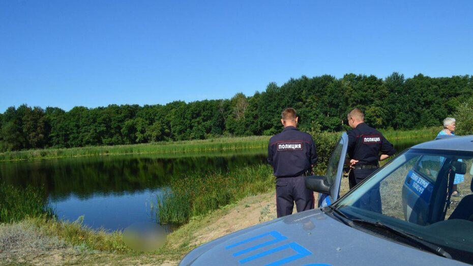 В Воронежской области в озере Напольное нашли тело женщины