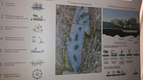 Испанские урбанисты предложили пустить по Воронежскому водохранилищу экологические баржи
