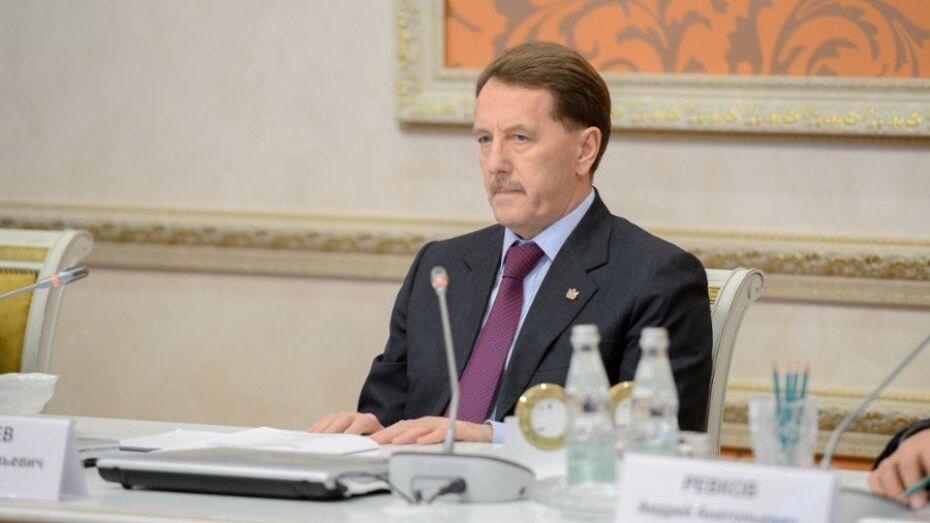 Губернатор предложил оценивать работу глав воронежских МУПов